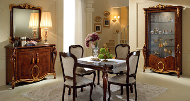 Arredoclassic Donatello Italian Dining Room
