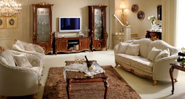 Arredoclassic Donatello Italian Living Room