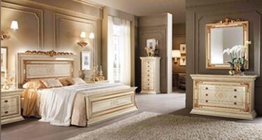 Arredoclassic Leonardo Italian Bedroom