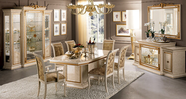 Arredoclassic Leonardo Italian Dining Room