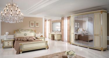 Arredoclassic Liberty Italian Bedroom
