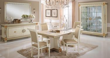 Arredoclassic Liberty Italian Dining Room