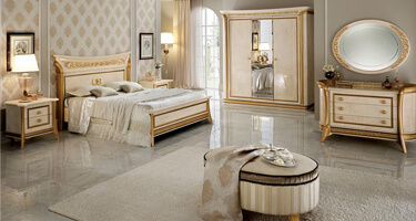 Arredoclassic Melodia Italian Bedroom