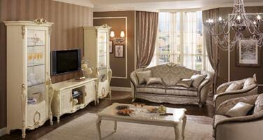 Arredoclassic Tiziano Italian Living Room