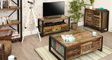 Baumhaus Urban Chic Living Room