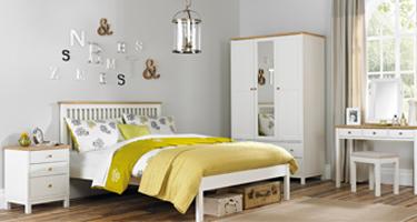 Bentley Designs Atlanta Two Tone Bedroom