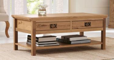 Bentley Designs Provence Oak Living Room