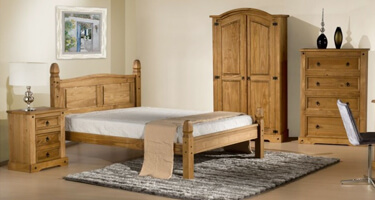 Birlea Furniture Corona Pine Bedroom