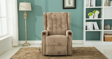 Birlea Furniture Keswick Fabric Chairs