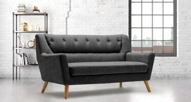 Birlea Furniture Lambeth Fabric Sofas