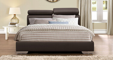 Birlea Furniture Leather Beds