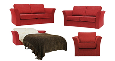Buoyant Newry Fabric Sofas