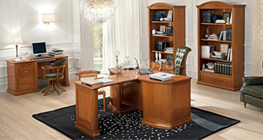 Camel Group Siena Cherry Home Office