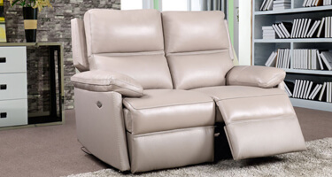 Furniture Link Bailey Leather Sofas