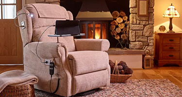 GFA Rise Recliner and Fireside Chairs