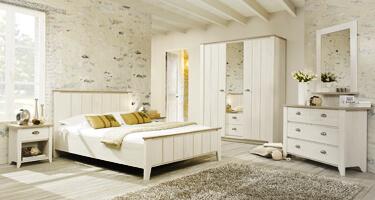 Gami Ellen Wooden Bedroom