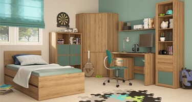 Hobby Bedroom