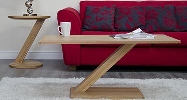 Homestyle GB Z Oak Designer Living Room