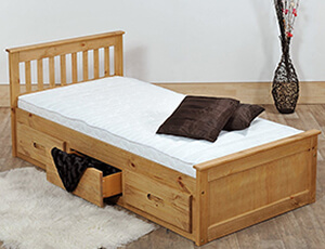 Kids Wooden Beds