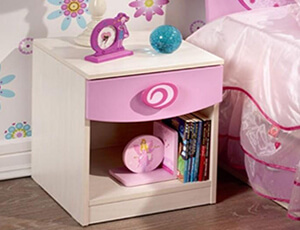 Kids Bedside Table