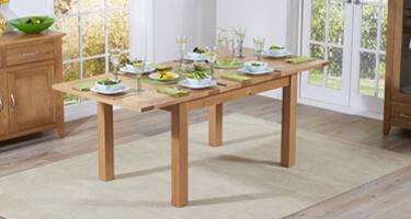 Mark Harris Cambridge Solid Oak Dining Room