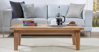 Mark Harris Cambridge Solid Oak Living Room