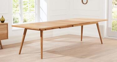 Mark Harris Oak Dining Tables