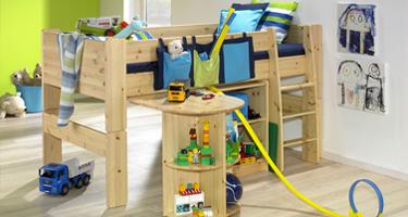 Steens Kids Solid Pine Bedroom