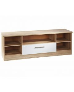 Welcome Furniture Living Wooden Wide Open TV Unit
