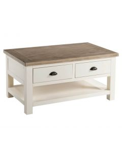 Annaghmore Santorini Painted Coffee Table