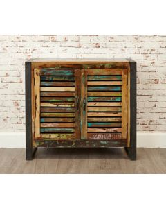 Baumhaus Urban Chic 2 Door Small Sideboard