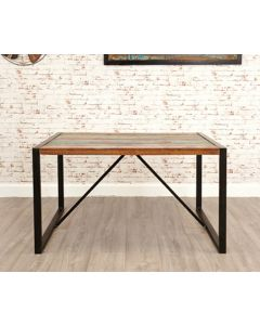 Baumhaus Urban Chic Small Dining Table Only