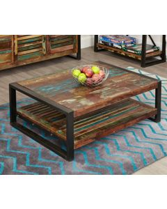Baumhaus Urban Chic Rectangular Coffee Table
