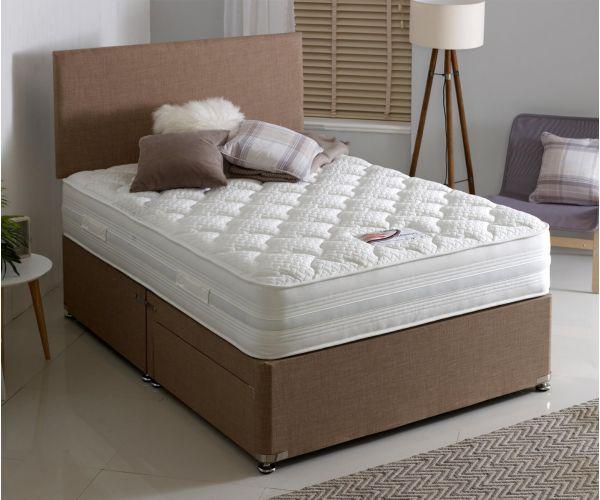 Dura Beds Memorize Divan Bed Set