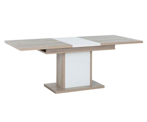 Gami Aston Light Oak Extension Dining Table