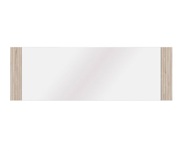 Gami Aston Light Oak Wall Mirror