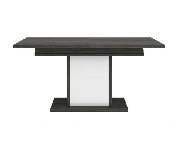 Gami Aston Wire Black Extension Dining Table