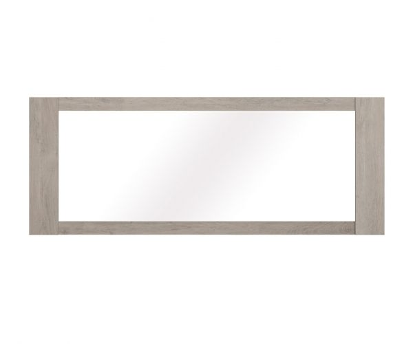 Gami Boston Light Grey Oak Wall Mirror