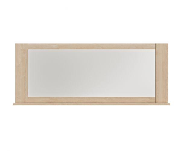 Gami Boston Blond Oak Wall Mirror