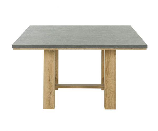 Gami Broceliande Light Oak Square Dining Table