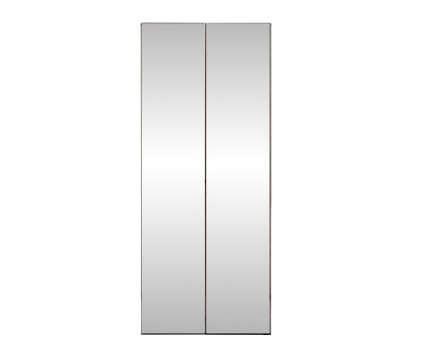 Camel Group Elite Silver Birch 2 Door Mirror Wardrobe