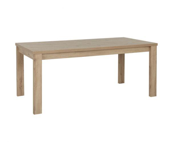 Gami Estran Light Oak Rectangular Extension Dining Table