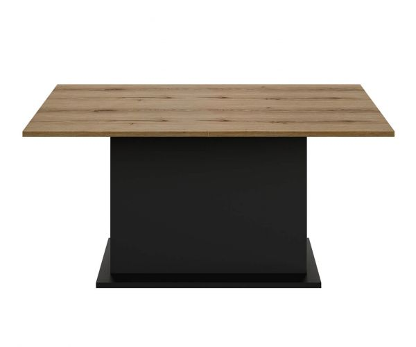 Gami Trust Helvzia Oak Rectangular Extension Dining Table