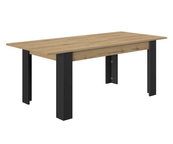 Gami Trust Helvzia Oak Extension Dining Table