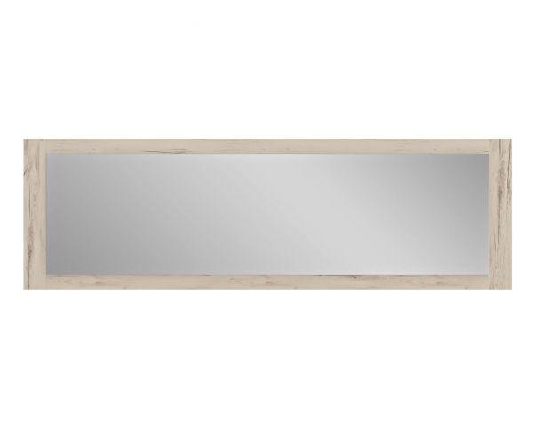 Gami Vermont Whitewashed Helvzia Oak Wall Mirror