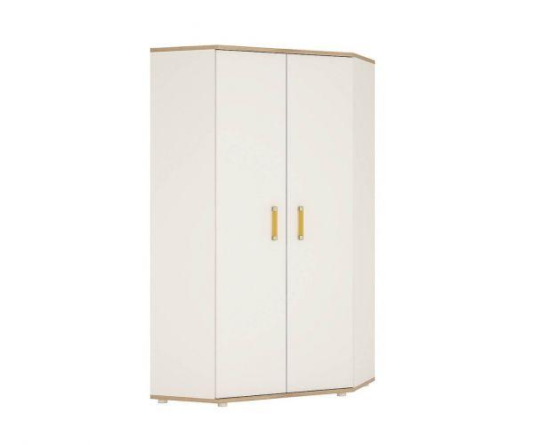 FTG 4Kids Corner Wardrobe with Orange Handles