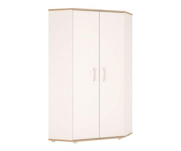 FTG 4Kids Corner Wardrobe with Opalino Handles