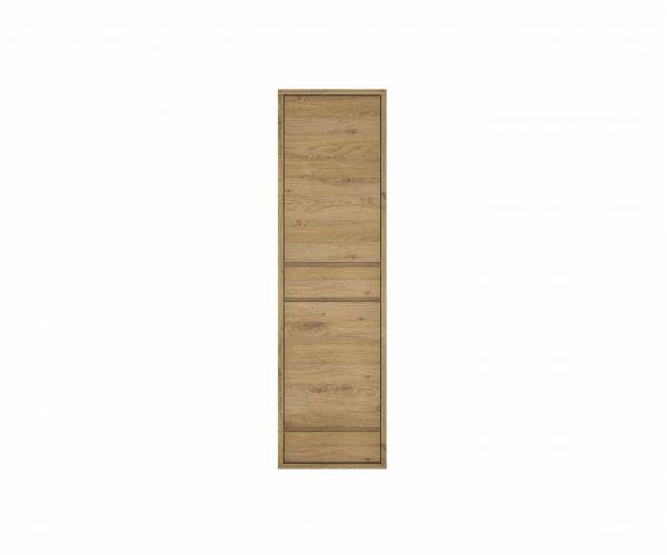 FTG Shetland 2 Door 2 Drawer Narrow Cabinet