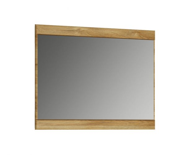 FTG Cortina Grandson Oak Wall Mirror