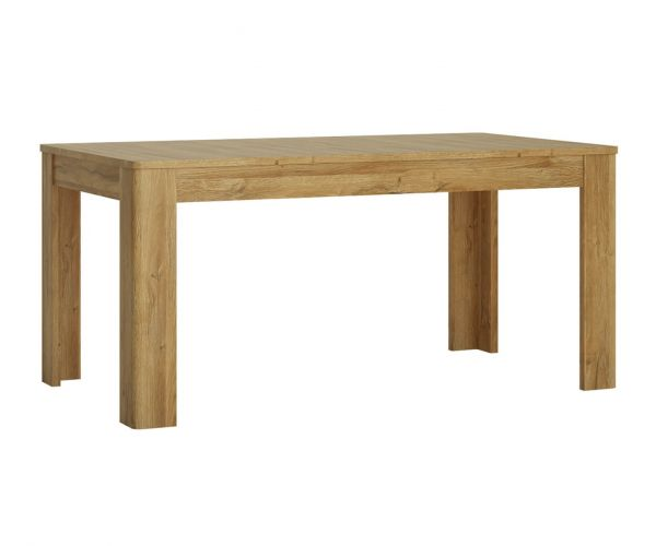 FTG Cortina Grandson Oak Extending Dining Table